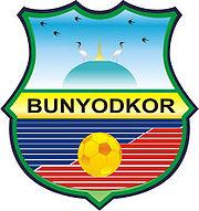 FC Bunyodkor logo