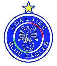 Adelaide Blue Eagles logo